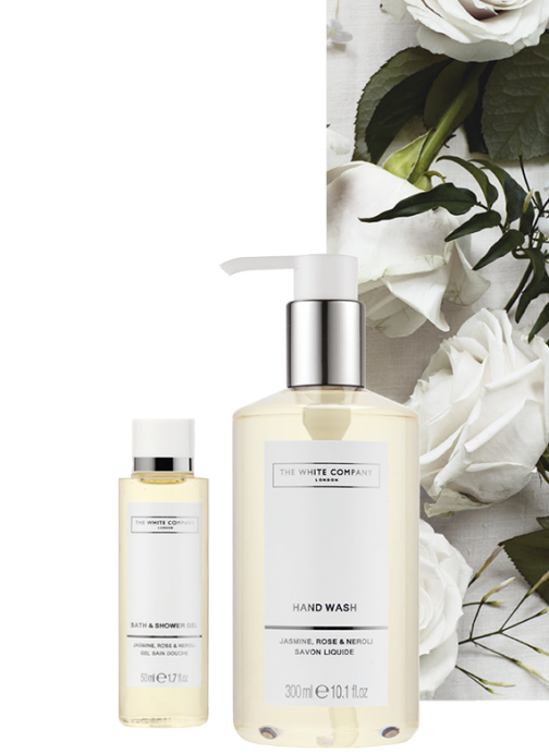 The White Company Everyday Luxury Ada Cosmetics International