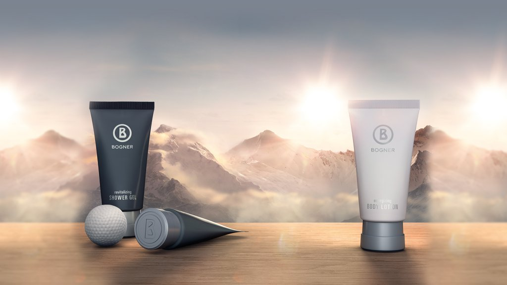 Hotel cosmetic products from Bogner - ADA International