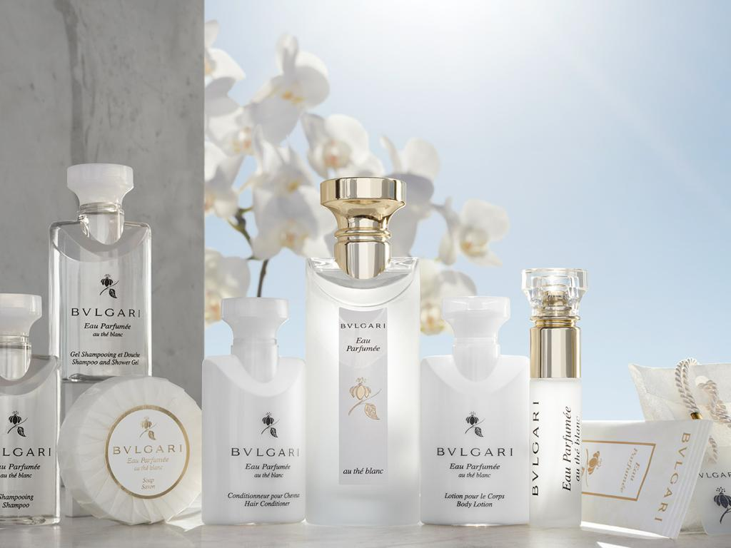 Hotel Cosmetics From Bvlgari Ada International